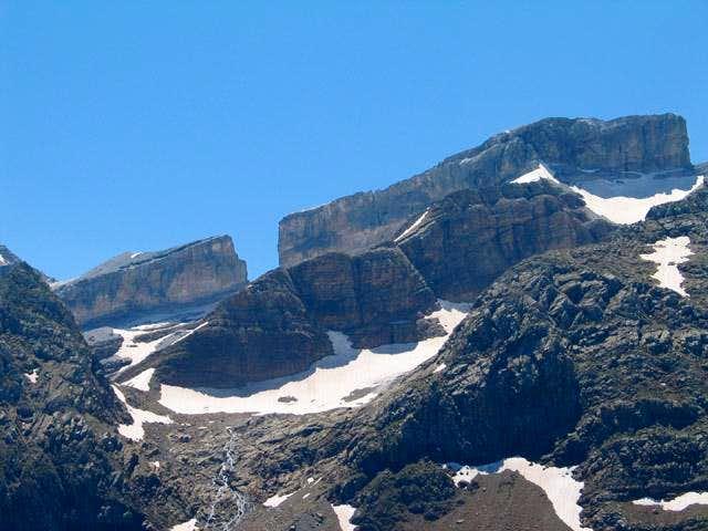 Brèche de Roland from Pic des Tentes