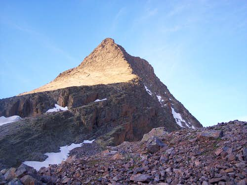 Another Pic of the West Face