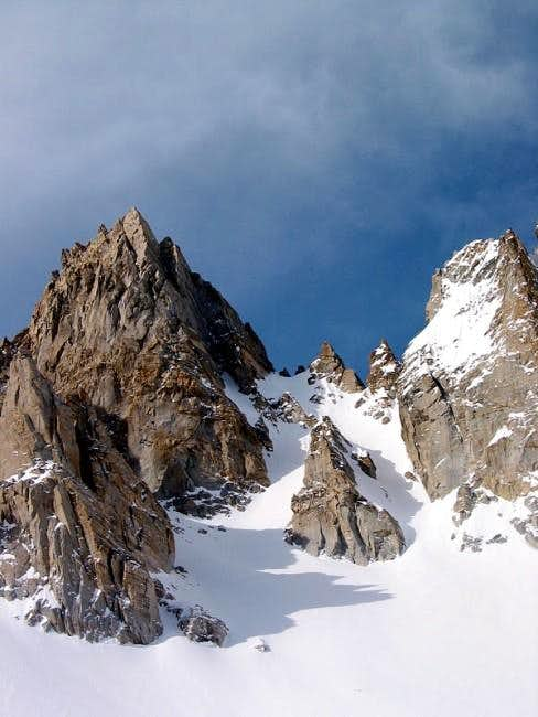 West Couloir