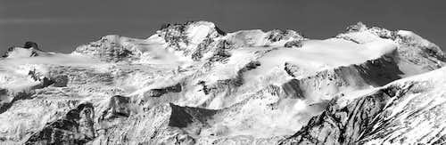 Il Massiccio del Gran Paradiso <i>(4.061m)</i>