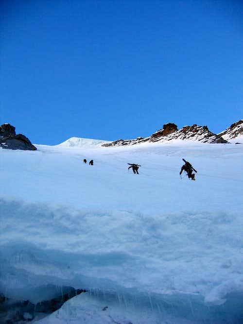 Grand Paradiso - North Face