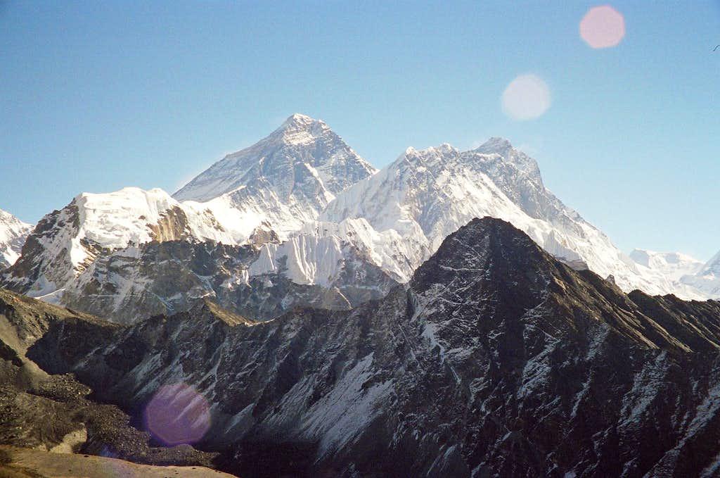 Mt  Everest   Photos  Diagrams  U0026 Topos   Summitpost