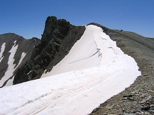 Summit of Khers Chal