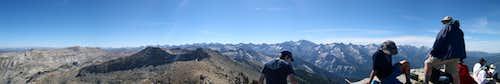 Alta Peak view