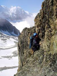 Besso SW-ridge