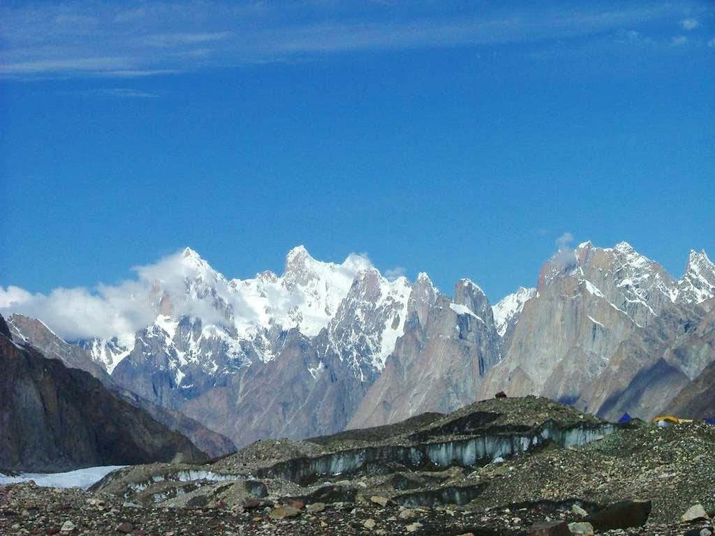 Trango & Payu Group Peaks Karakoram, Baltistan