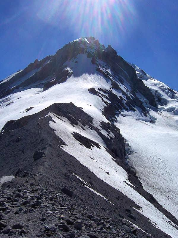 Mount Hood from Cooper Spur