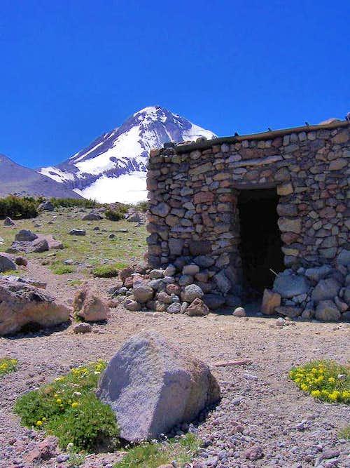 Climber's Hut Cooper Spur