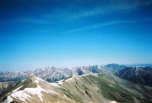 La Plata Peak-1st climb of 2007