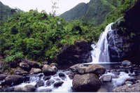 Waterfall described in the...