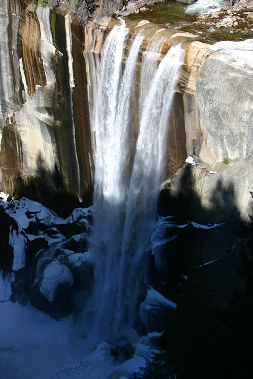 Beautiful Vernal Falls