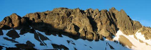 Goat Rocks Massif