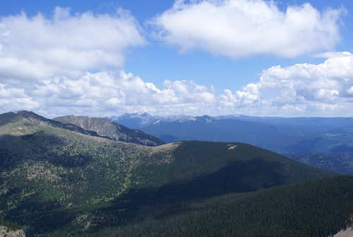 Pecos Wilderness Area
