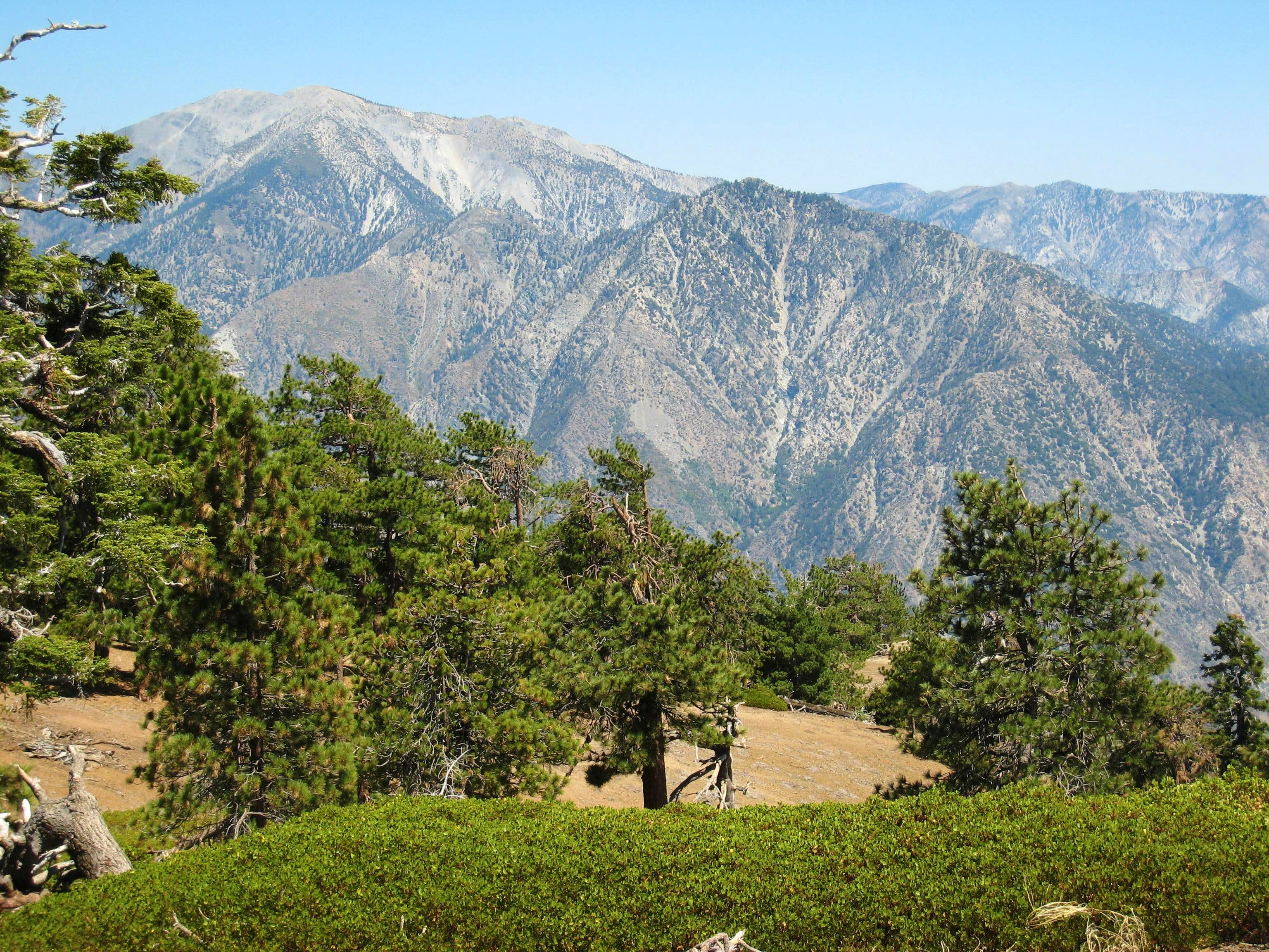 Toughest Day Hikes in San Gabriel Mountains