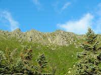 Tuckerman Rocks