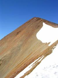 People on the summit of Redcloud