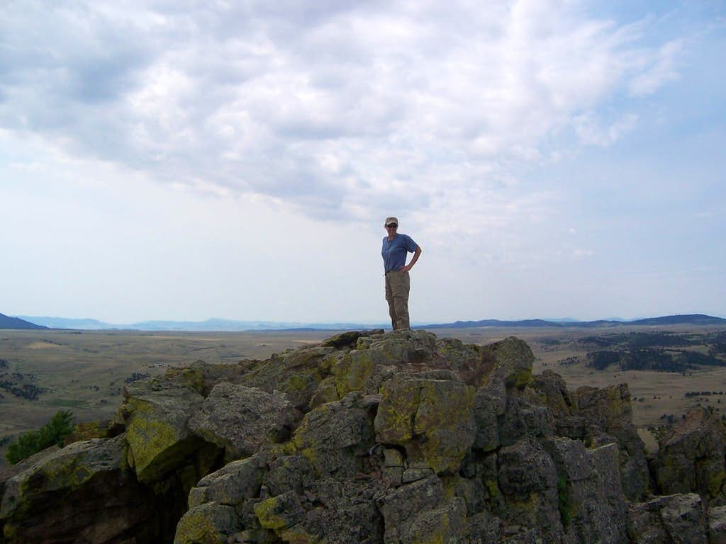 Eagle Rock Summit