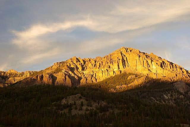 Mt Caldwell?
