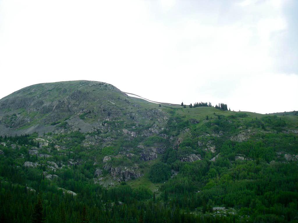East Ridge-Route Start II