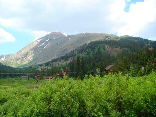 Quandary Peak Conga Line