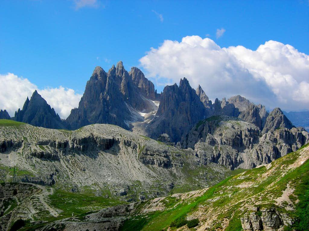 Cadini group  ( Dolomites)