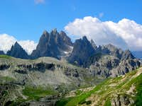 Cadini group  ( Dolomites)