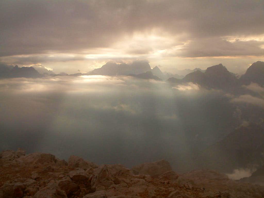 Beautiful triglav Vistas