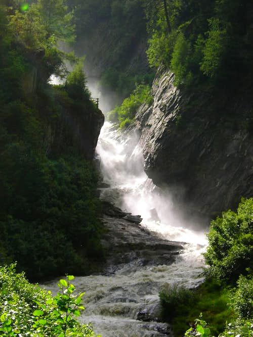 Umbalfälle ( National Park Höhe Tauern )