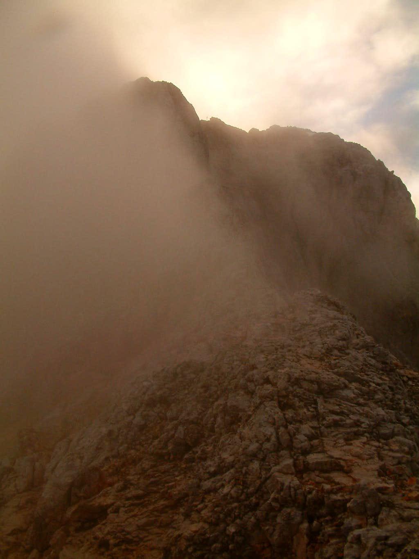 The Ridge from Triglav