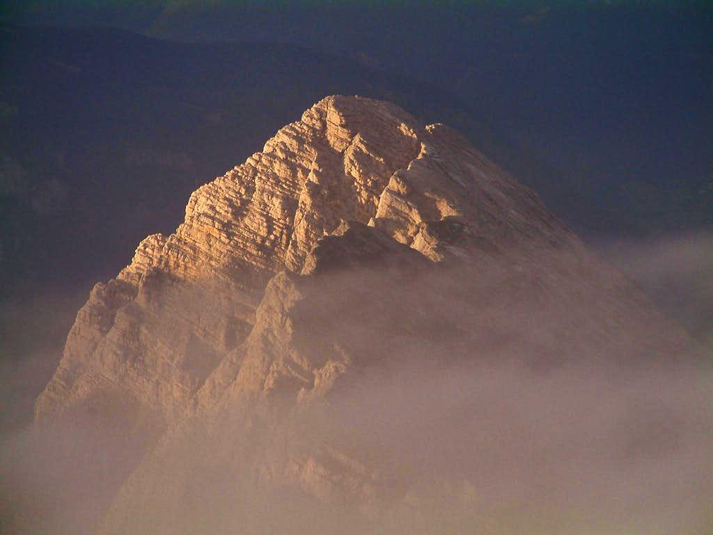 Beautiful Limestone Peaks