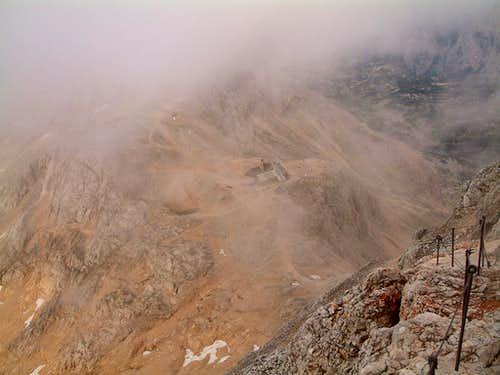 Triglav Hut View