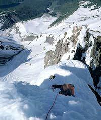 Jefferson Park Glacier Route