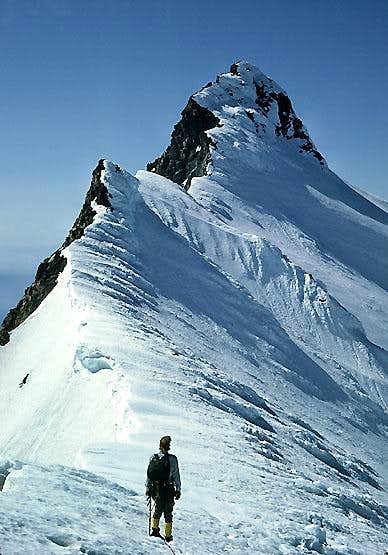 Summit Pinnacle, Mount Jefferson