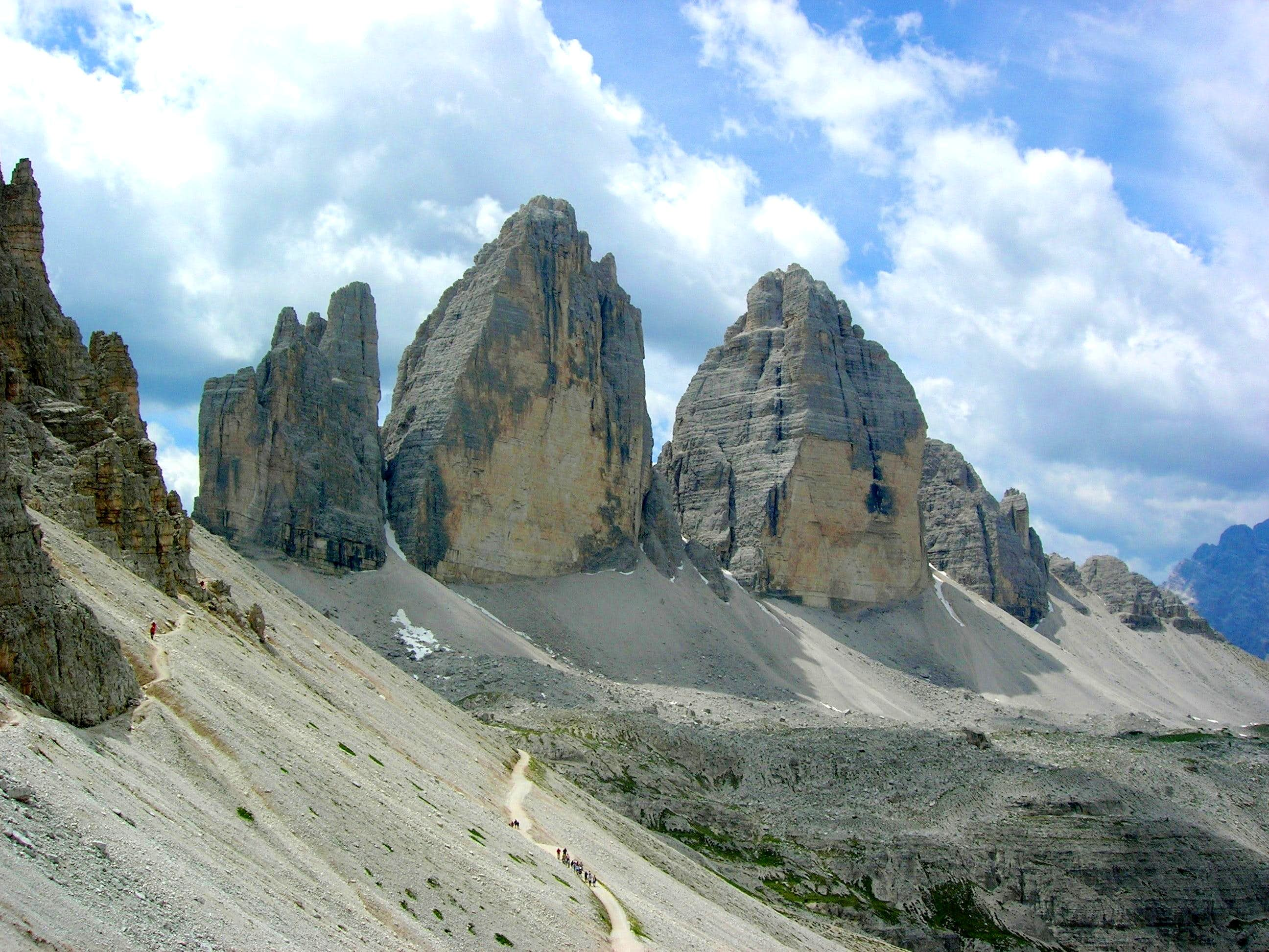 My trip to the Dolomites