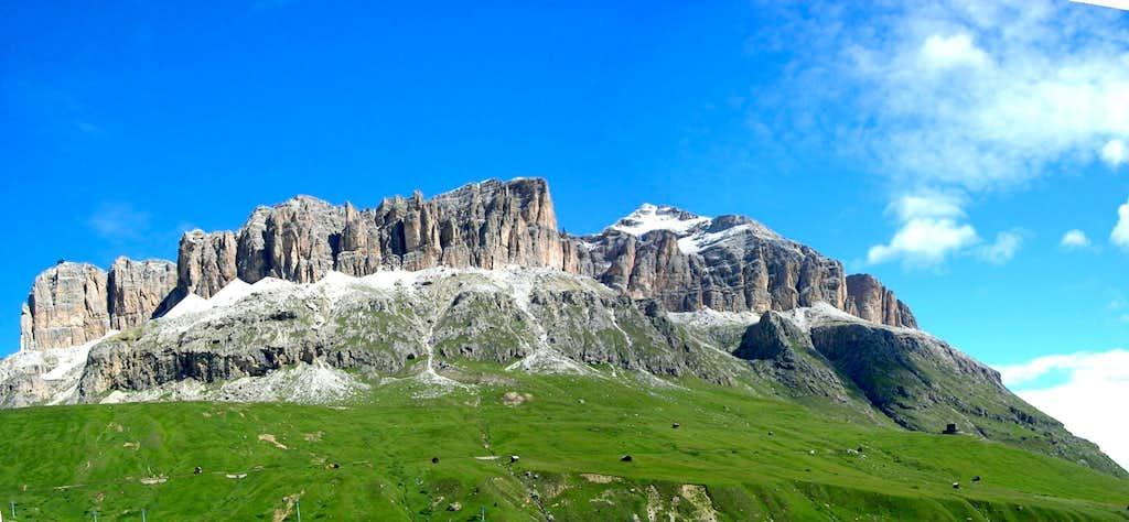 Sella Group (3152 m)
