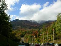 Whiteface Mountain ski area