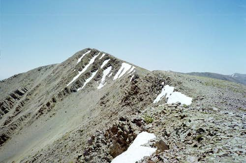 North Schell Peak