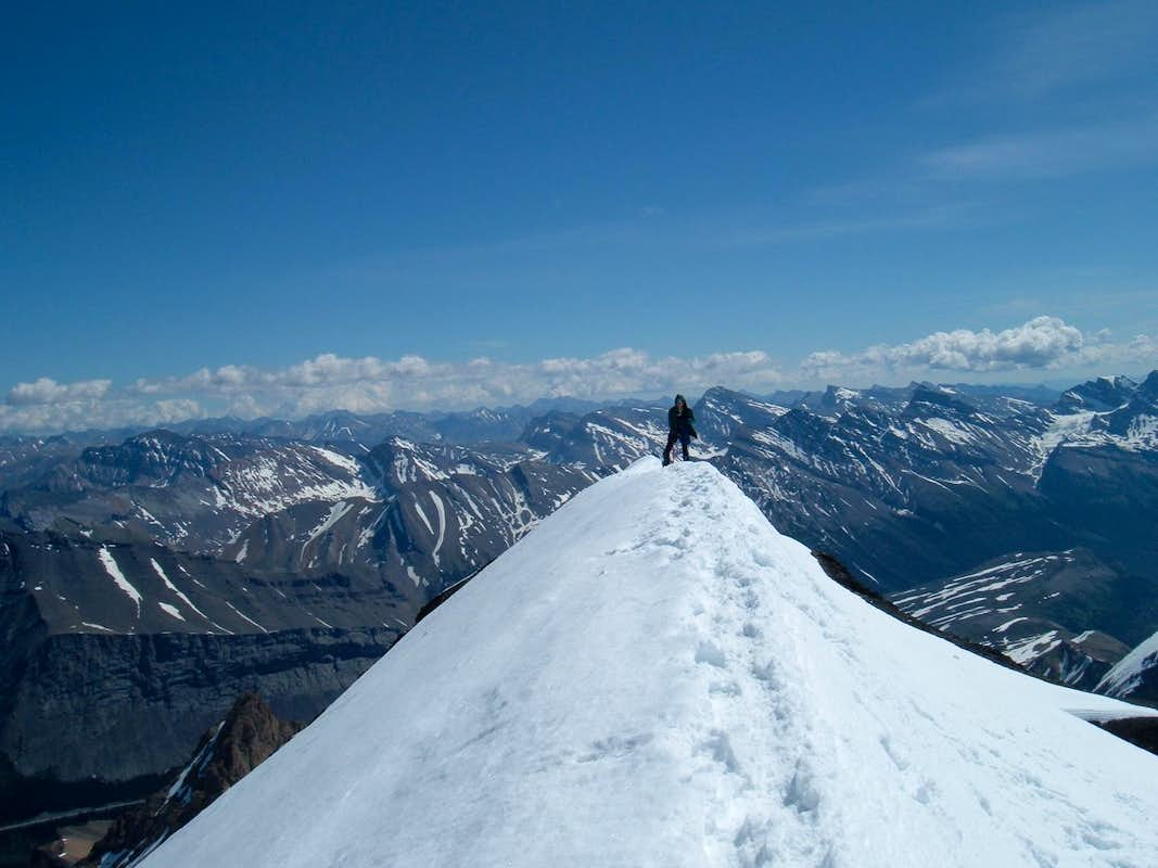 Athabasca's Summit
