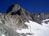Route to Glacier Notch