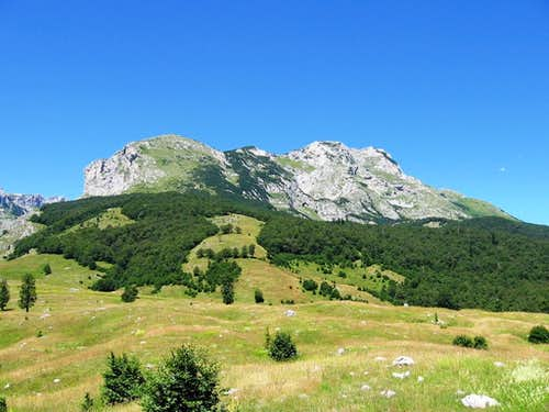 Bioc mountain