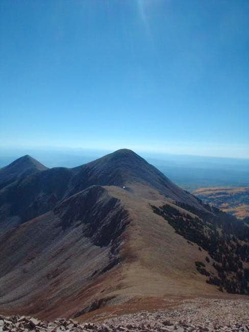 Mt. Tomasaki as seen from...