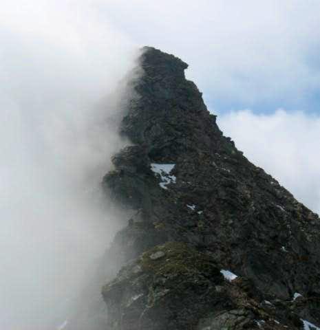 Hochgolling NW ridge