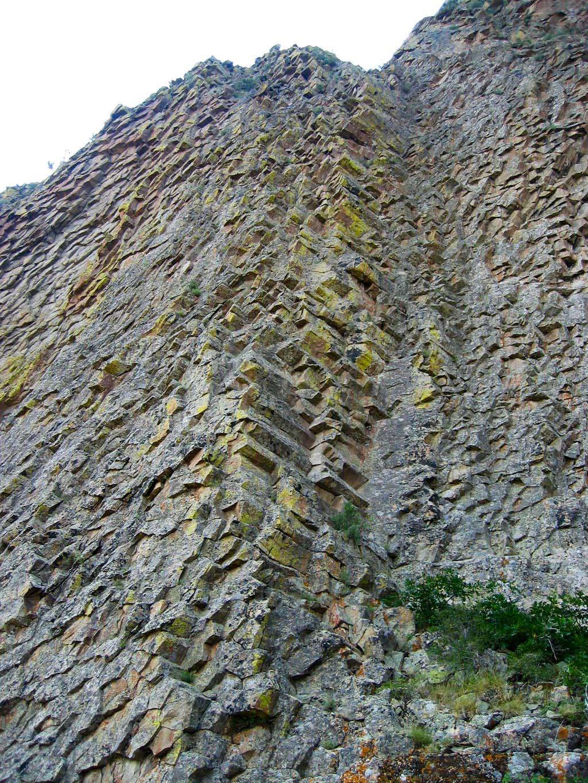 Hexagonal Basaltic Columns