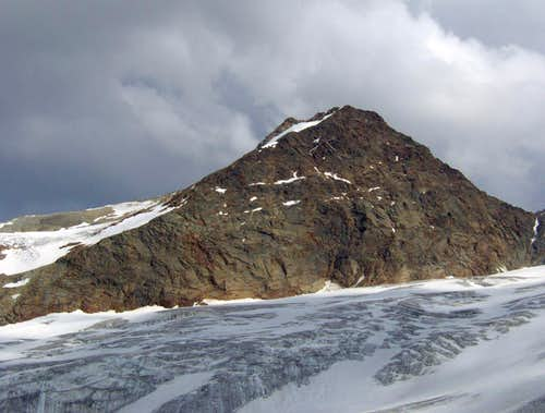 Innere Schwarze Schneide, 3.369m