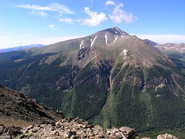 View of Elbert