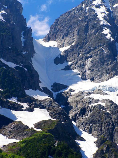 Sill Glacier