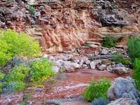 Flood Boulders