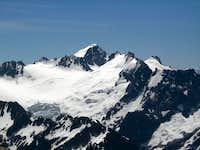Eldorado from Summit of Snowfield Peak