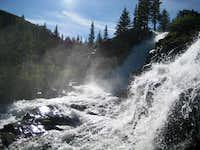 Yankee Boy Waterfall