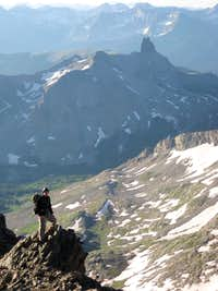 Yours on Wilson Peak